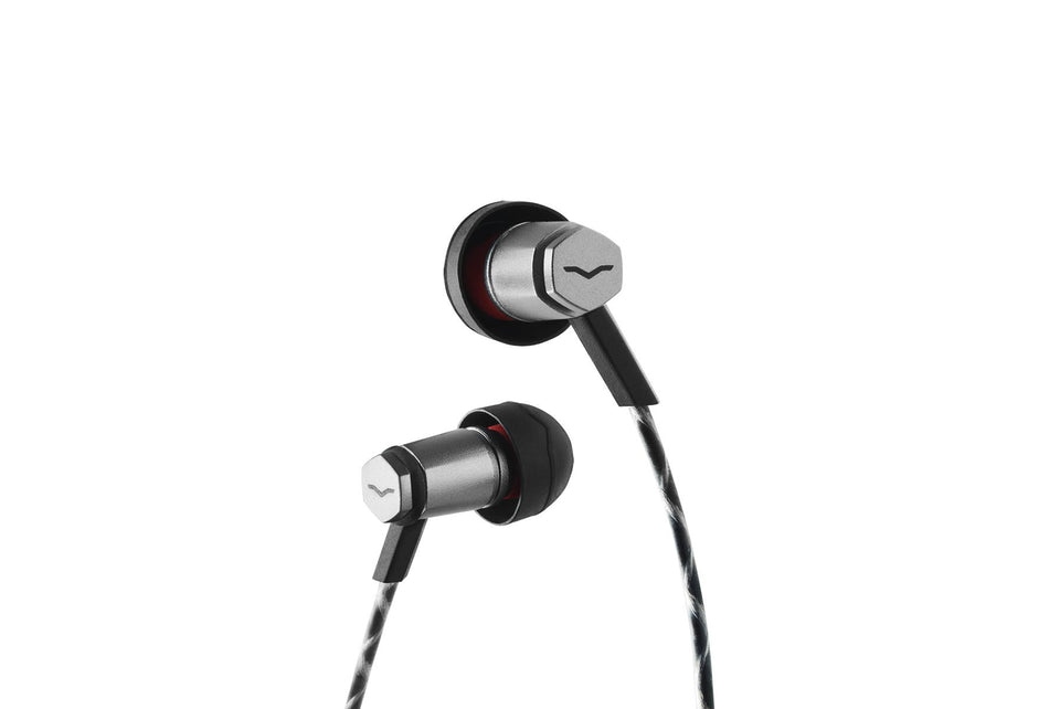 V-Moda Forza Metallo 5.8mm Micro Driver iPhone In-Ear Headphones