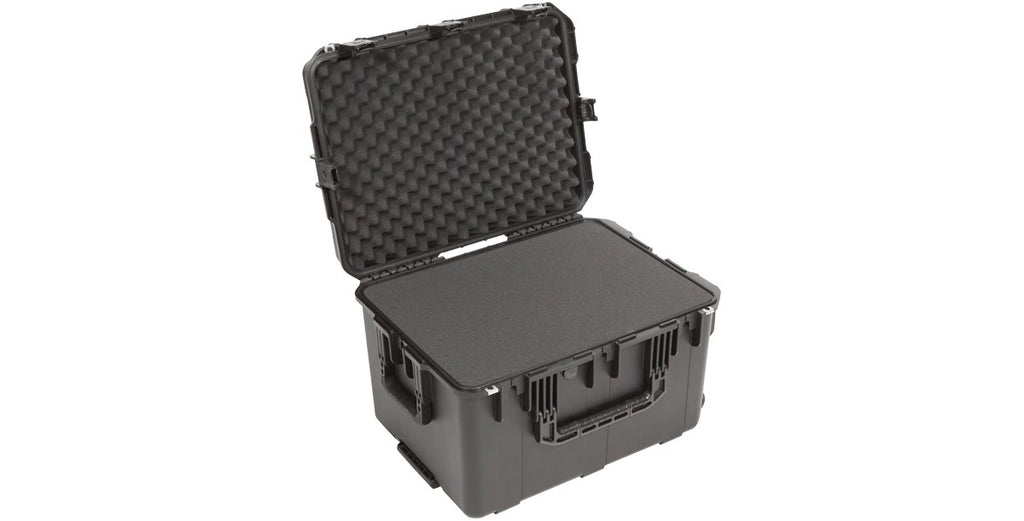 SKB 3I-2317-14BC Injection Molded Mil-Standard Waterproof Utility Case w/ Cubed Foam