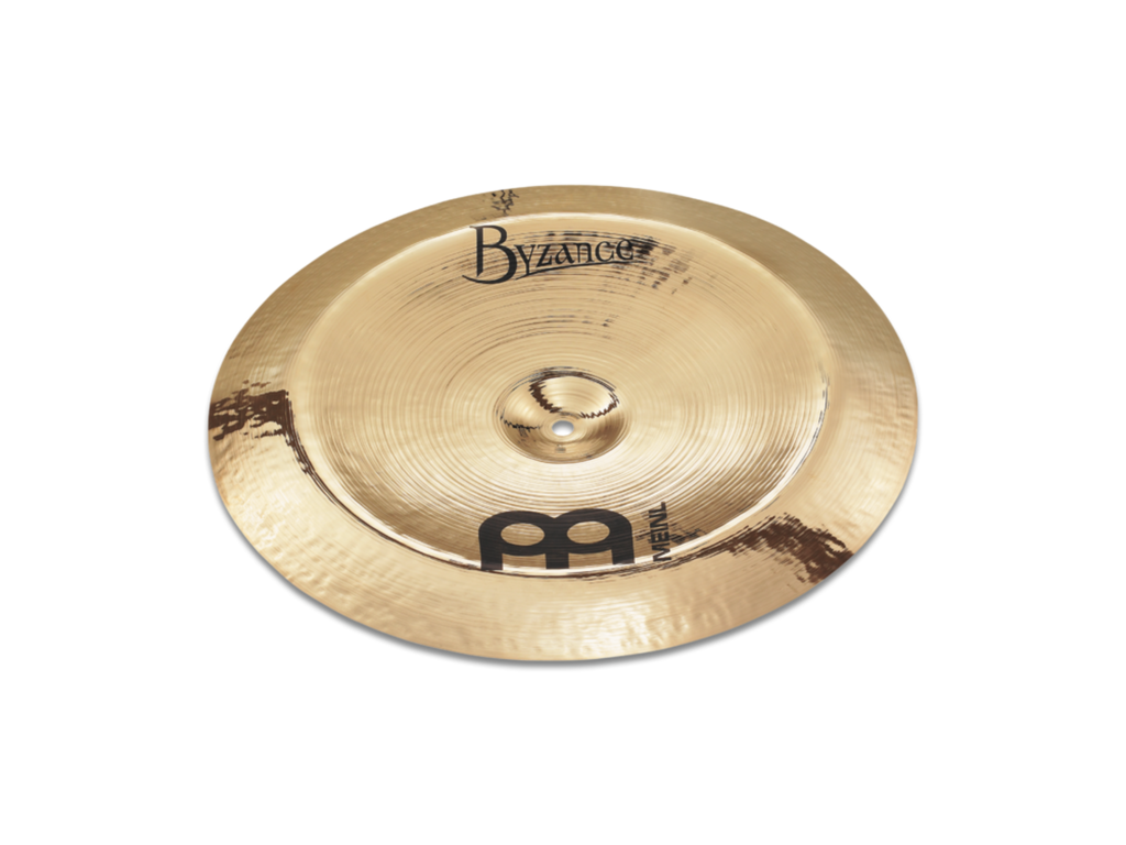 "Meinl 16"" Byzance Brilliant China Cymbal"