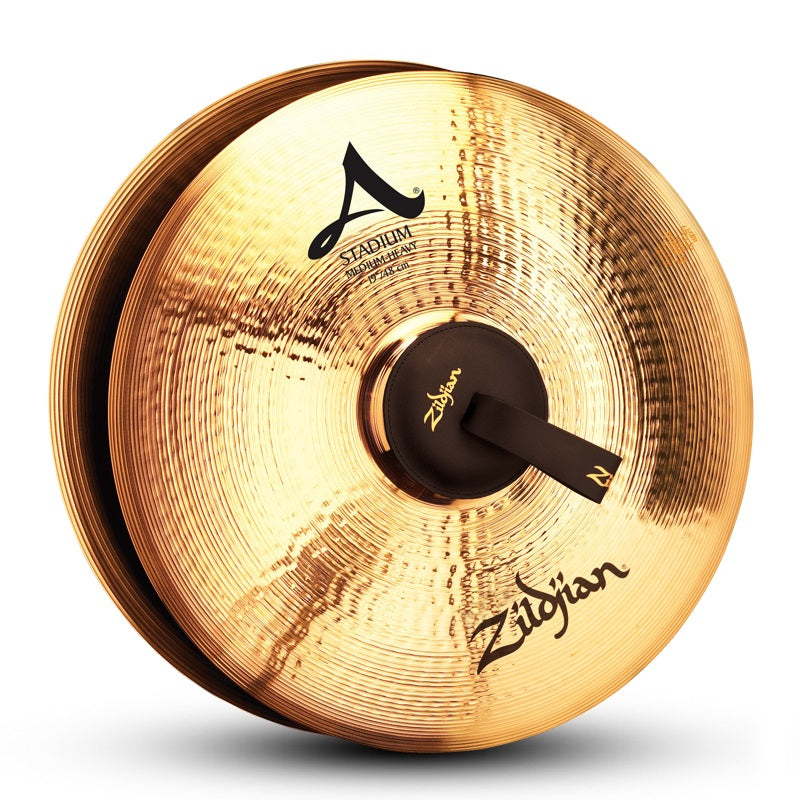 Zildjian A Stadium Medium Heavy Cymbals - Pair