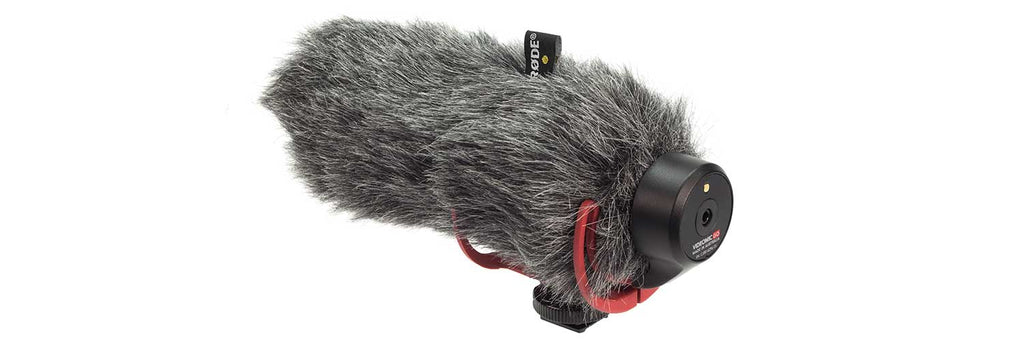 Rode DeadCat GO Artificial Fur Wind Shield For RODE Video Mic GO