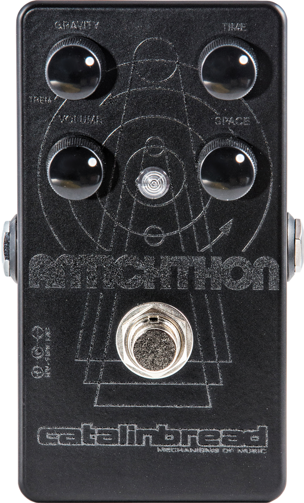 Catalinbread Antichthon Otherworldly Oscillating Fuzz Effects Pedal