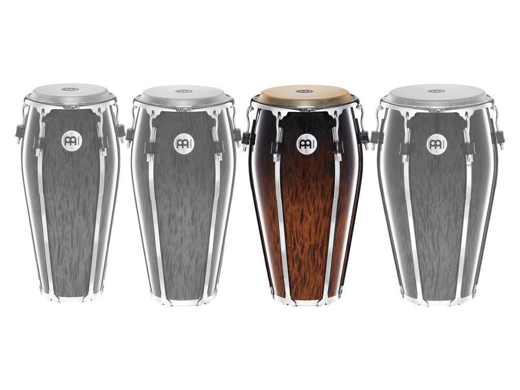"Meinl FL12BB Floatune Series 12"" Conga - Brown Burl"