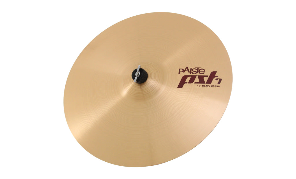 "Paiste 18"" Pst 7 Heavy Crash Cymbal"