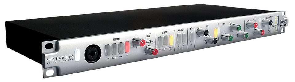 Solid State Logic Alpha Channel Channel Strip W/ Mic Preamp
