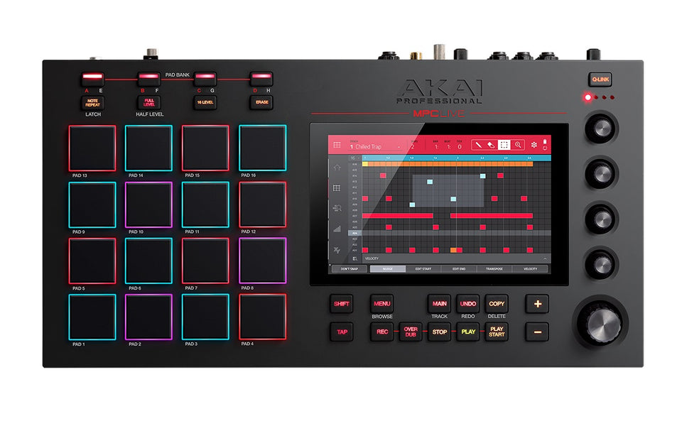 Akai MPC Live Music Production Controller