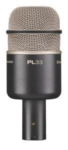 Electro-Voice PL33 Dynamic Kick Drum & Instrument Microphone
