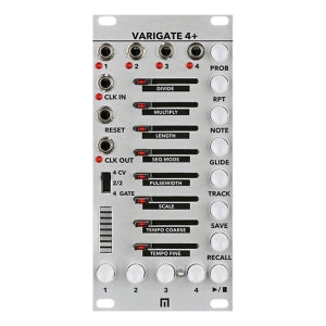 Malekko Varigate 4+ CV Sequencer Module