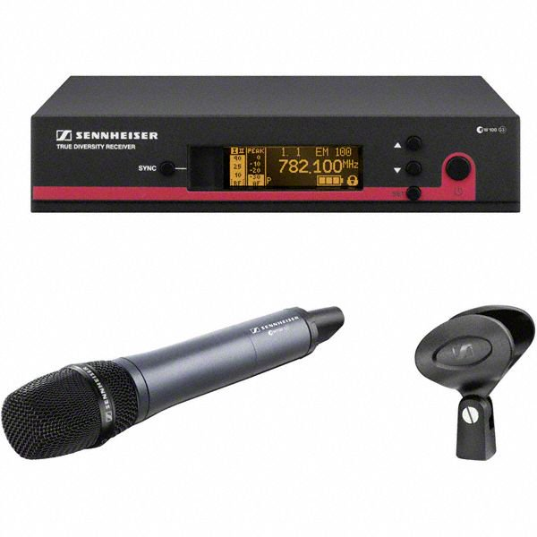 Sennheiser EW135G3-A1 G3 Series Wireless Handheld System