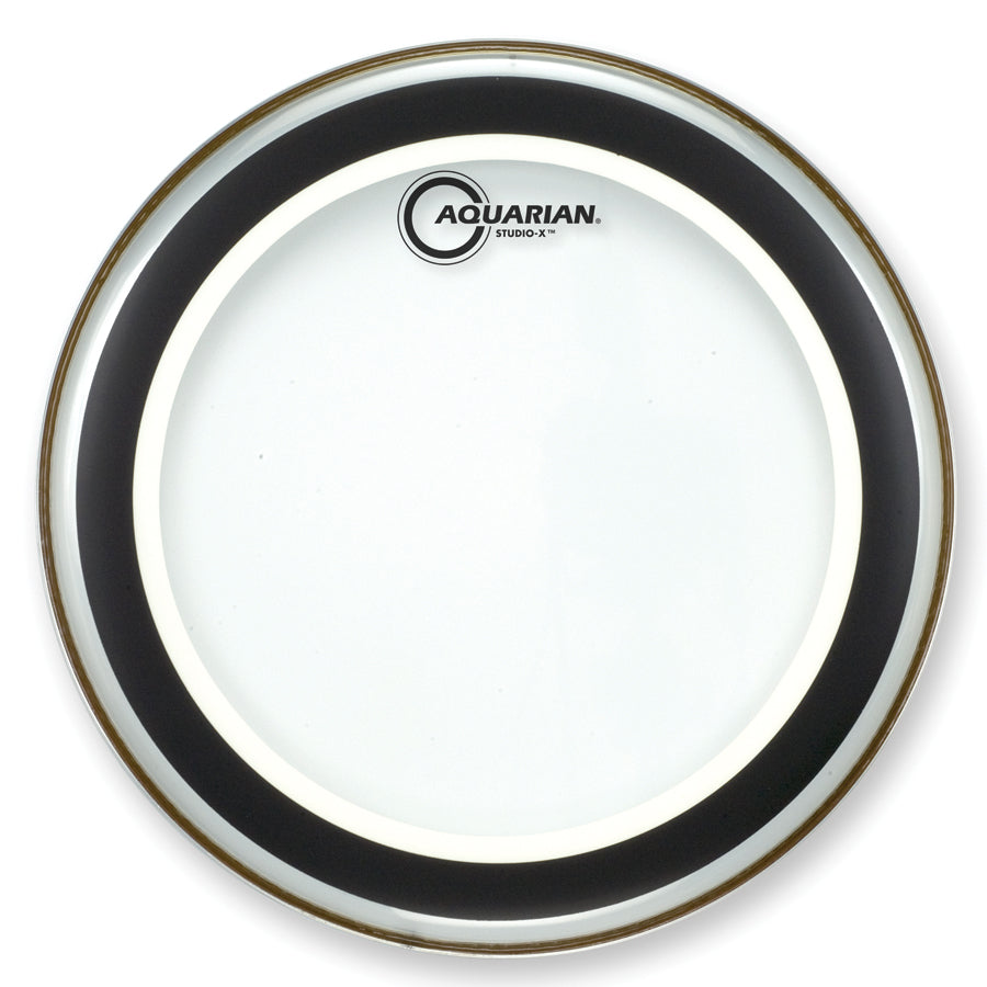 "Aquarian 22"" Studio-X Bass Drum Head"