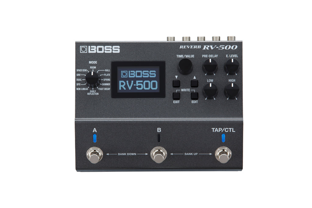 Boss RV-500 Reverb Guitar Effects Unit