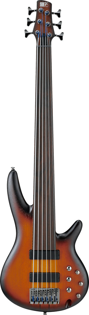 Ibanez SR Bass Workshop 6 String Fretless Electric Bass