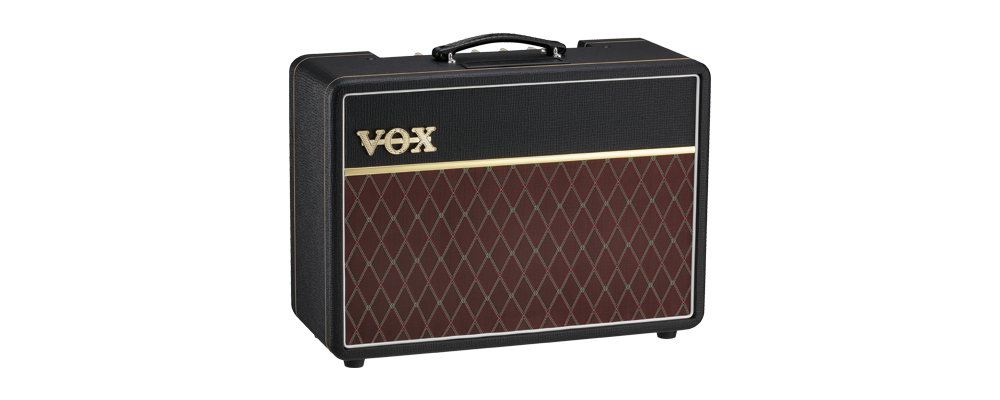 "VOX AC10C1 Custom Series Combo Amplifier - 10 Watts, 10"" Celestion Speaker"