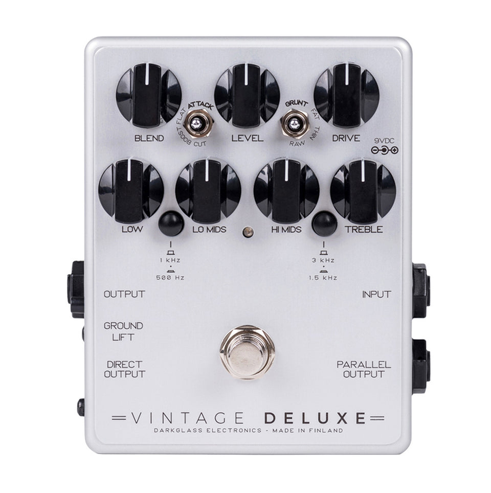 Darkglass Electronics Vintage Deluxe v3 Bass Preamp Pedal