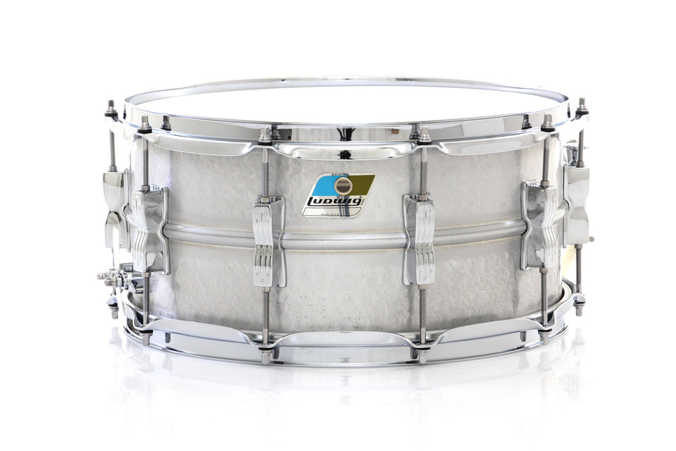 "Ludwig 14"" x 6.5"" Acrolite Snare Drum - Hammered Finish"