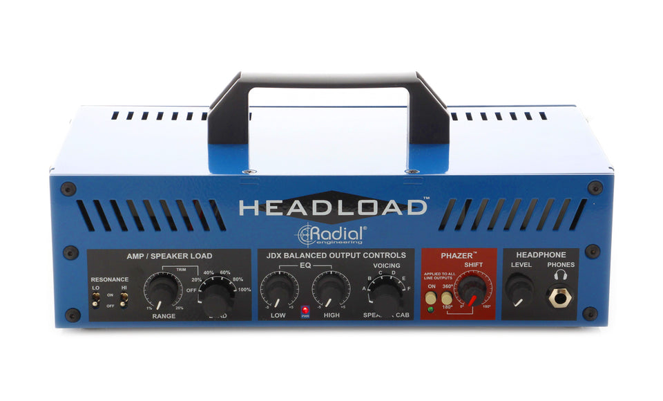 Radial Engineering Headload V8 Loadbox/Attenuator