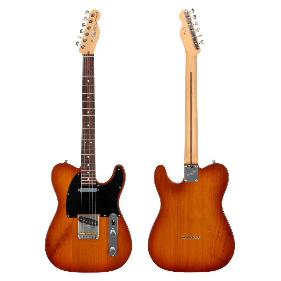 Fender American Performer Telecaster Electric Guitar, Rosewood Fingerboard - Honey Burst