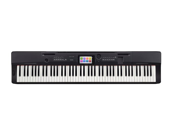 Casio CGP-700 Compact Digital Grand Piano - 88 Key Black