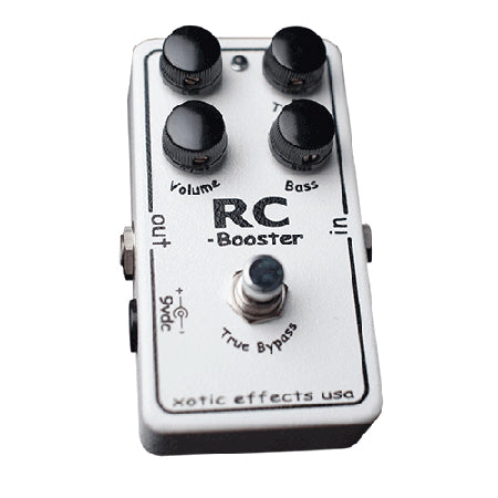 Xotic RC Booster Stomp Box