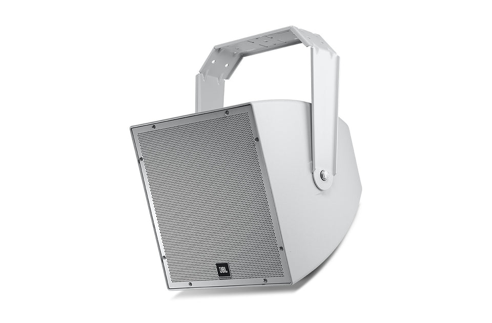 "JBL AWC159 All-Weather Compact 2-Way Coaxial Loudspeaker With 15"" LF - Light Grey"
