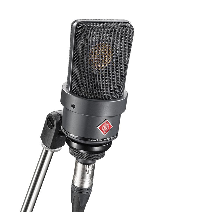 Neumann TLM 103-MT Large Diaphragm Condenser Microphone w/ SG1 Mount & Wood Box - Black