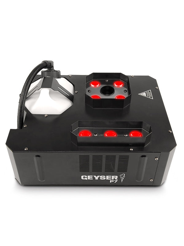 CHAUVET DJ Geyser P7 LED Fog Machine