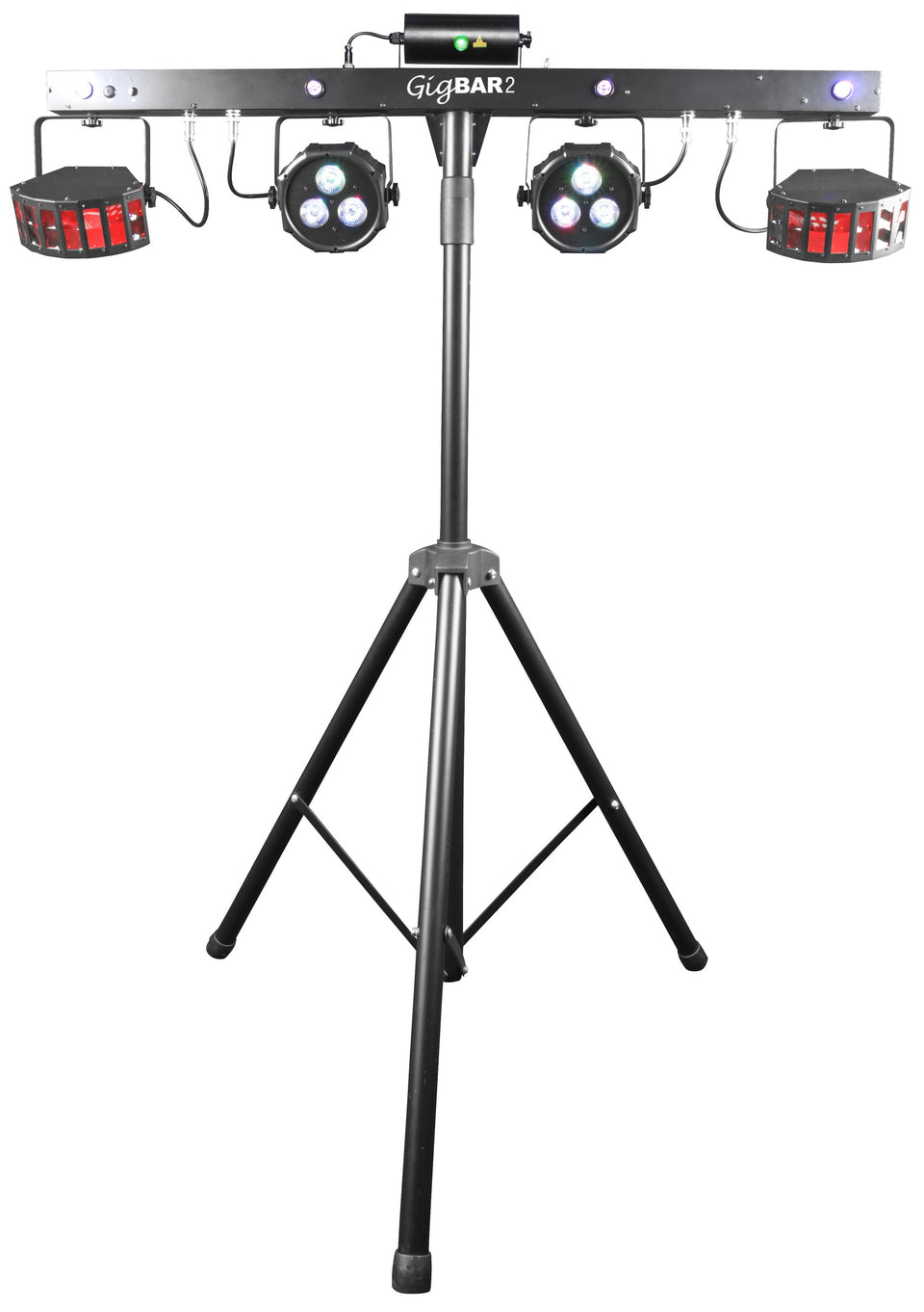 CHAUVET DJ GIGBAR2 4-In-1 Lighting Package