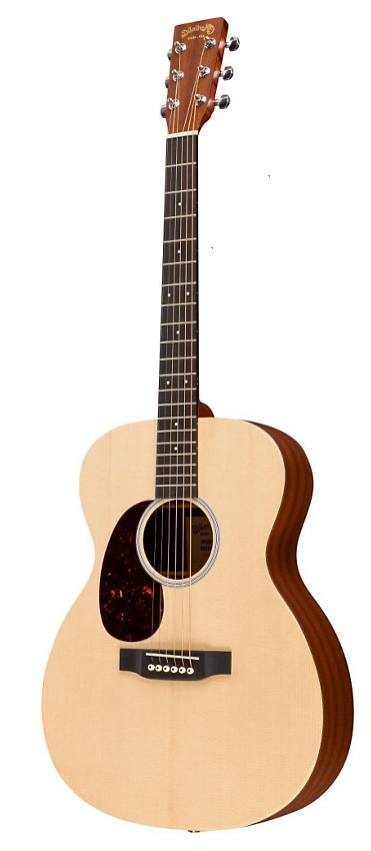 Martin 00LX1AE Grand Concert Acoustic Electric Guitar - Left-Handed