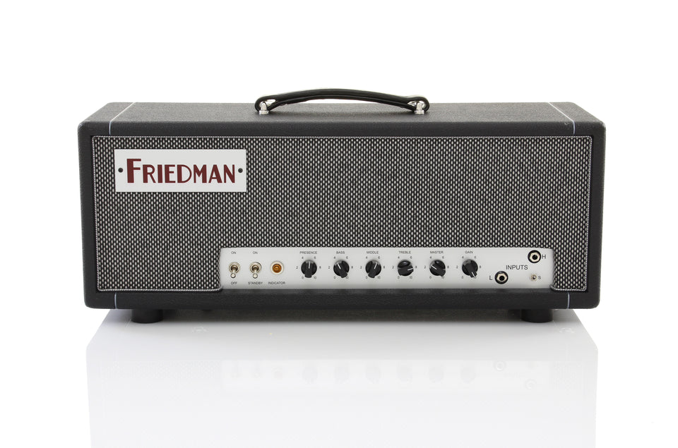 Friedman Dirty Shirley 40W Single Channel Guitar Amplifier Head