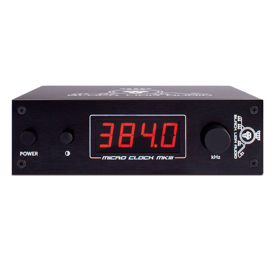 Black Lion Audio Micro Clock MkIII External Clock