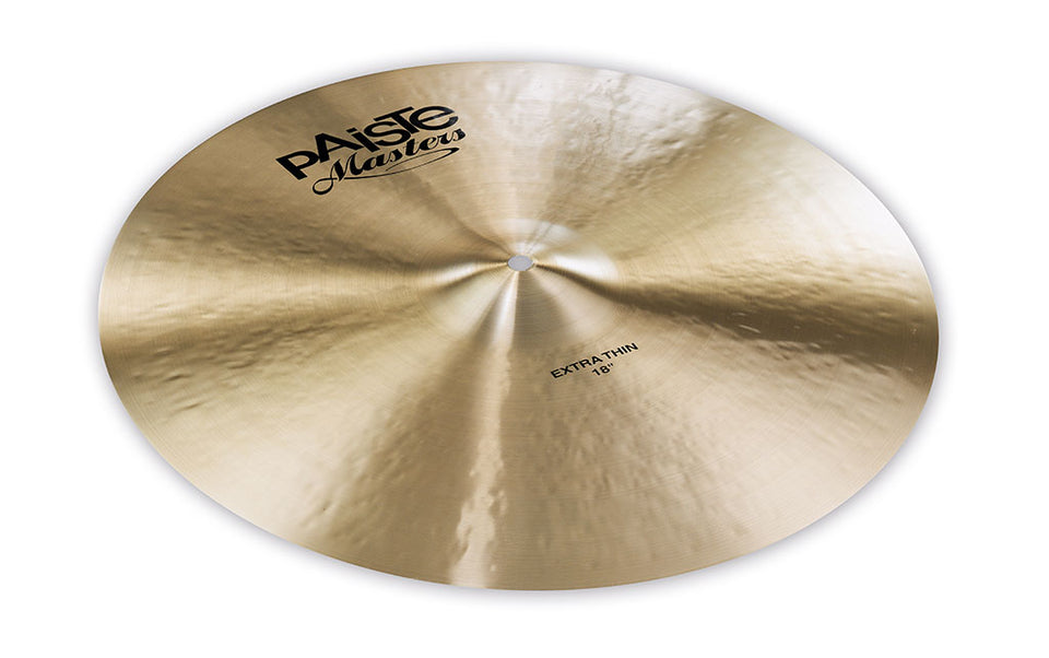 Paiste Masters Extra Thin Crash Cymbal