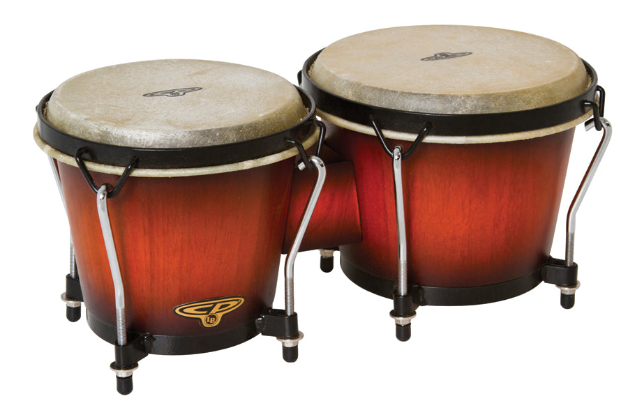 LP CP221-VSB CP Traditional Bongos, Vintage Sunburst