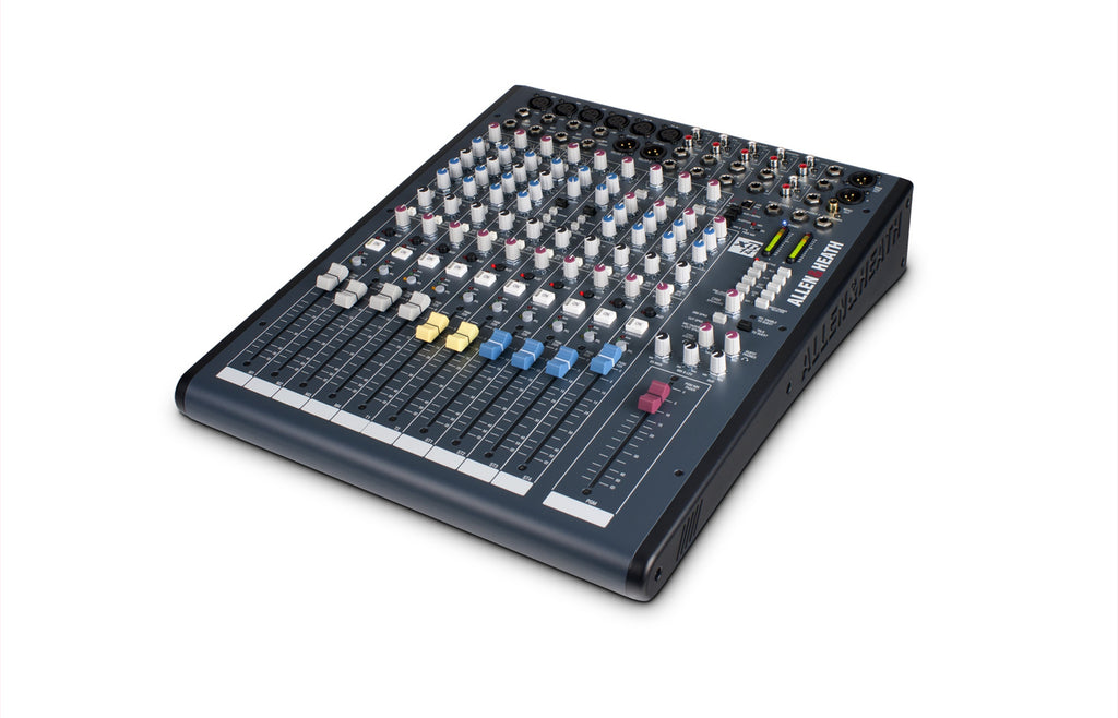 Allen & Heath XB-14-2 Compact Broadcast Mixer