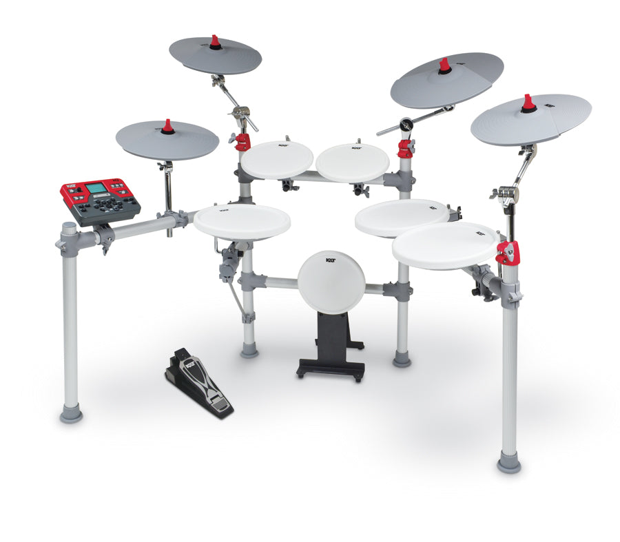 Kat KT3-US 6-Piece Advanced, High Performance Digital Drum Set