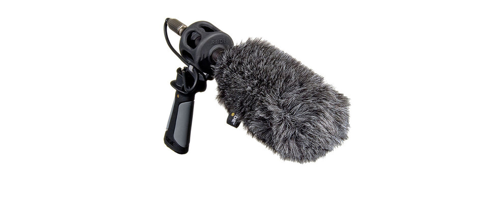 RODE WS6 Deluxe Windshield For Shotgun Microphones
