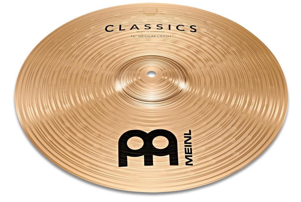 "Meinl 15"" Classics Medium Crash Cymbal"
