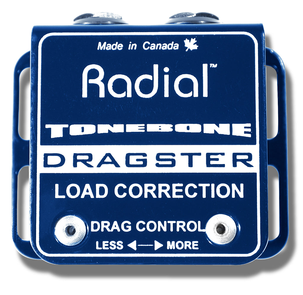 Radial Tonebone Dragster Load Correction Device Pedal