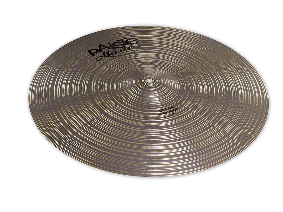 Paiste Masters Extra Dry Ride Cymbal