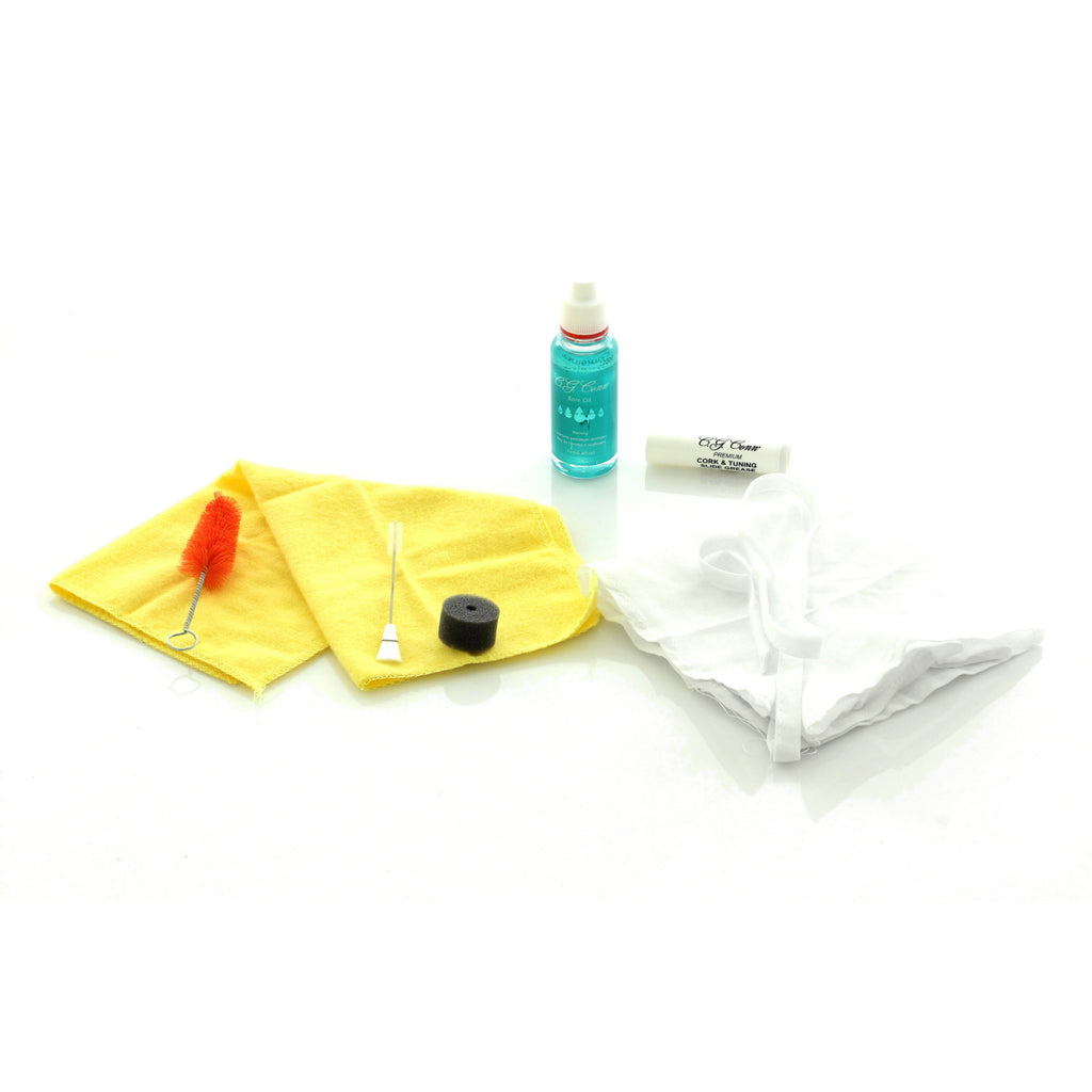 Conn-Selmer 366W Clarinet Cleaning Kit For Wood Body