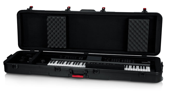 Gator Cases TSA ATA Slim XL 88-Note Keyboard Case W/ Wheels