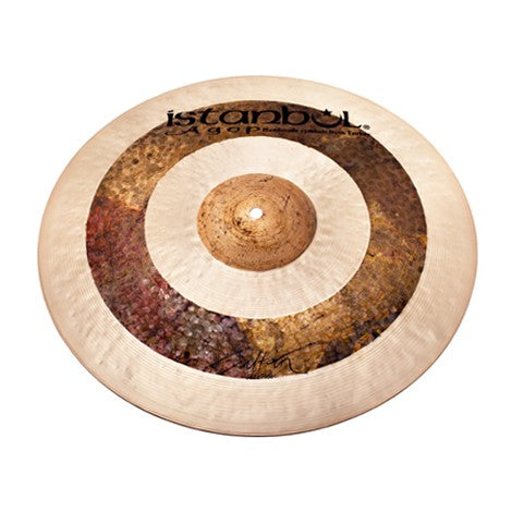 "Istanbul Agop 22"" Sultan Jazz Ride Cymbal"