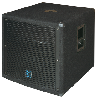 "Yorkville LS608 18"" Passive Subwoofer"