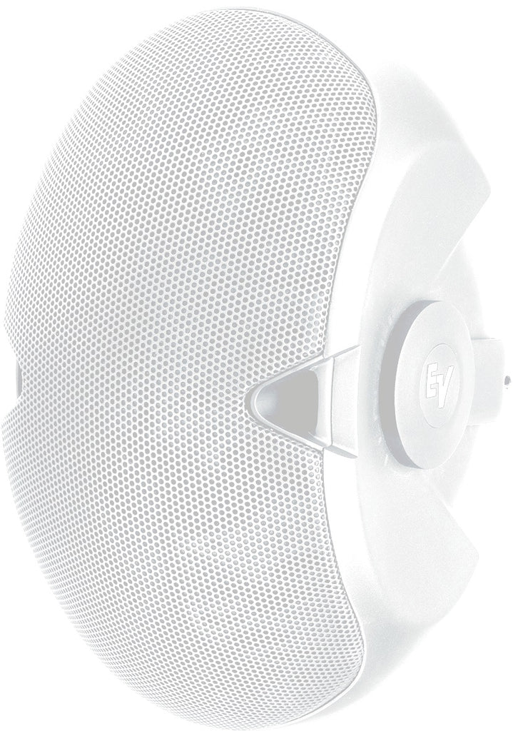"Electro-Voice EVID 3.2 Dual 3.5"" Two-Way Surface-Mount Loudspeaker - White (Pair)"