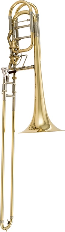 "Bach 50AF3L Professional Bass Trombone Outfit - 10-1/2"" Bell"