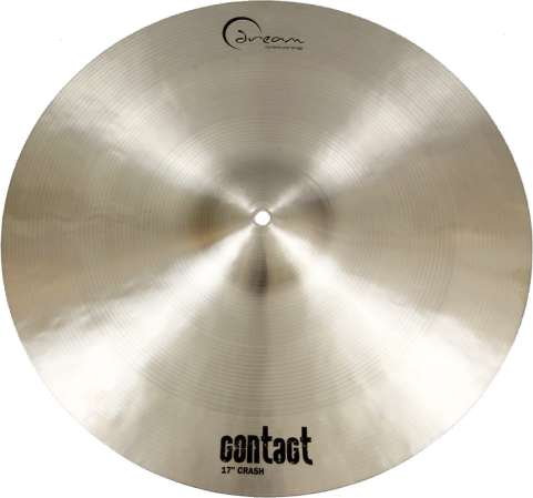 "Dream Cymbals C-CR17 17"" Contact Series Crash Cymbal"