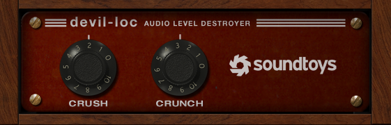 Soundtoys Devil-Loc Compressor Plug-In