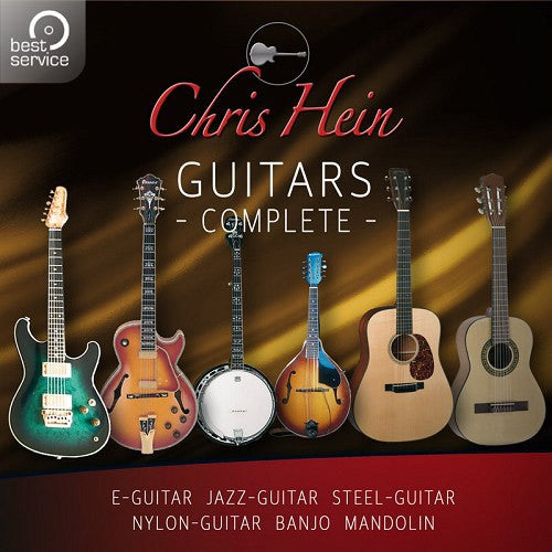 Best Service Chris Hein Guitars