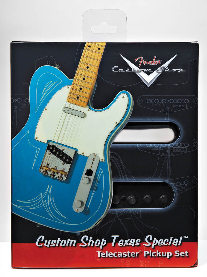 Fender Custom Shop Texas Special™ Tele Pickup Set