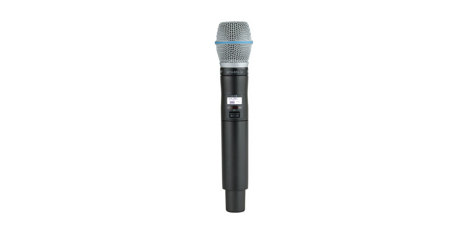 Shure ULXD2/B87A-H50 Handheld Wireless Microphone Transmitter