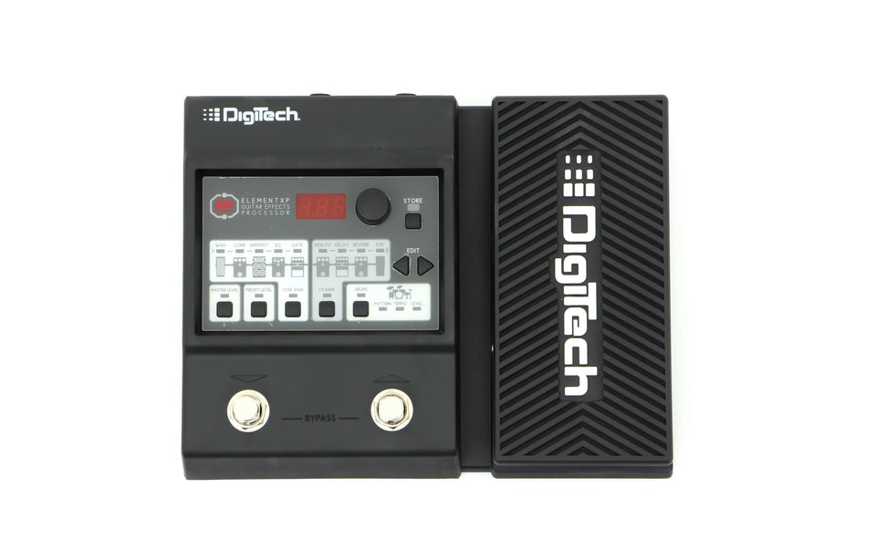 Digitech Element XP Guitar Effects Processor